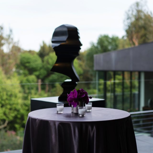 event management companies Dwell on Design Dinner VIP Event Design