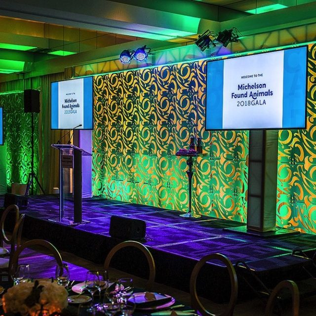 charity events Found Animals Fundraising Event Gala Production