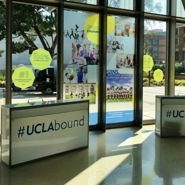 meeting event planner UCLA Student Orientation Event Design